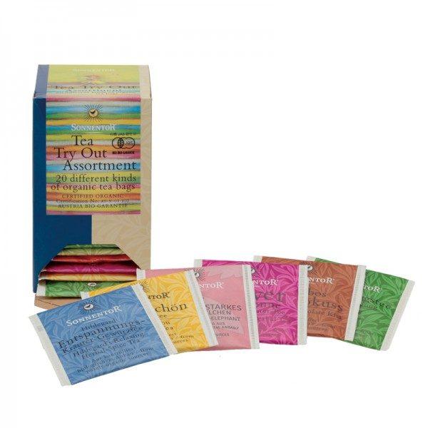 20種類のお茶